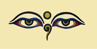 Eyes of Bodhnath