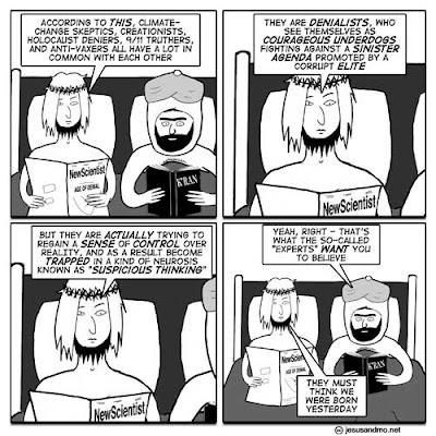 Jesus and Mo: Yeah