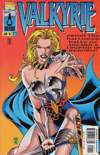 Valkyrie, the Marvel comic