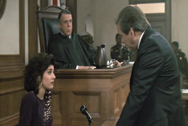 movie my cousin vinny essay The abnormal use blog is celebrating the twentieth anniversary of the release of the movie my cousin vinny by publishing a series of comments and interviews and also by sponsoring a multi-blog discussion on the movie.