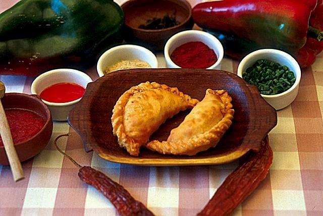 Post para dar hambre Empanadas