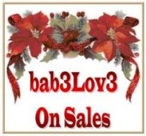 ~Click Here to bab3Lov3 Sales Site~