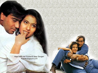 kajol in love with ajay devgan : topchild.blogspot.com Indian top stars childhood teen age and marriage photos