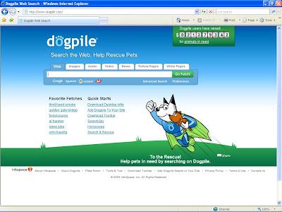 Dogpile search
