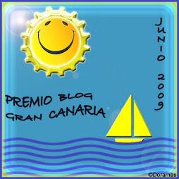 Premio Gran Canaria Junio 2009