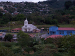 Typical Costa Rican Village Church