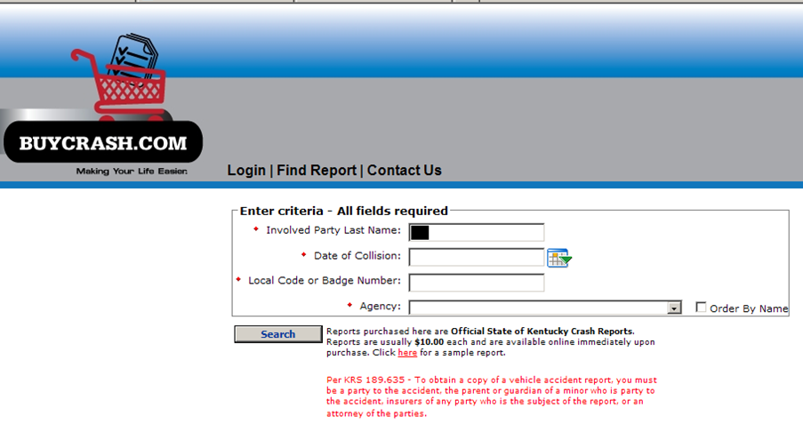 did you know that?: easy access to crash reports