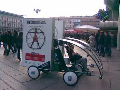 salone eicma - fiera della bicicletta