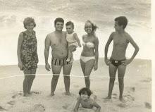 praia de grumari - anos 70