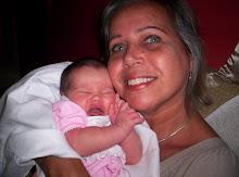 eu com minha neta Lara