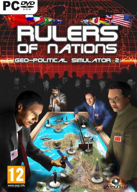 Governantes de Nações Simulador GeoPolítico 2 + Crack 2010 Reloaded Rulers Of Nations   PC  27047 zoom