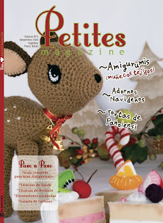 Petites Magazine Amigurumi : Las lanas de Lala...: Se viene la n?mero 3 de Petites ...