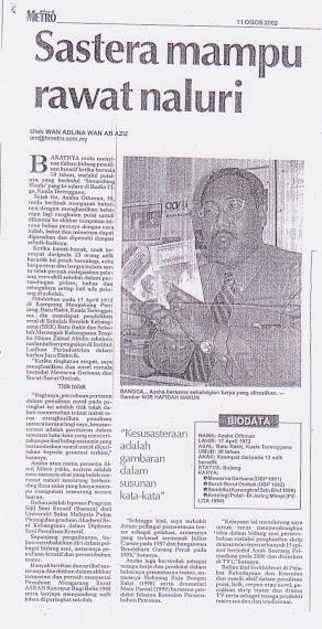 Keratan Akhbar 1