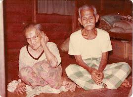Arwah nenekku meninggal pada 20hb Mei 1986 ketika berusia 105tahun.
