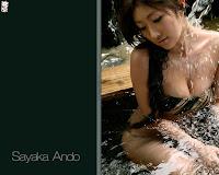 Sayaka Ando Wallpaper 1280x1024