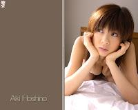 Aki Hoshino Wallpaper 1280x1024