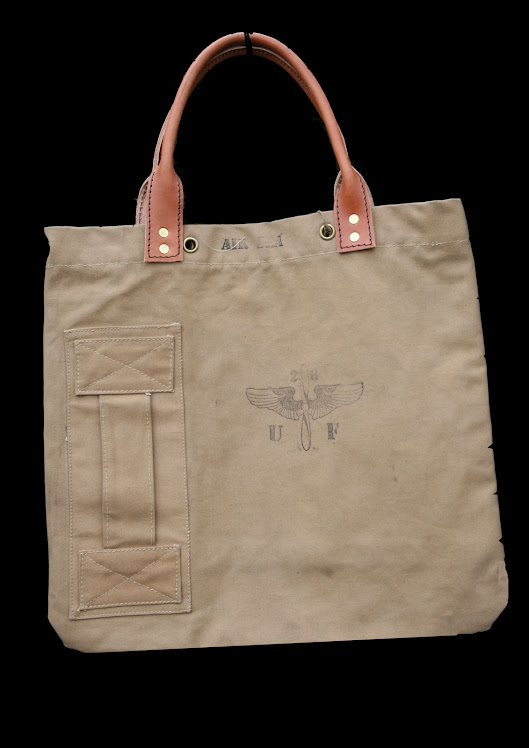 UF 6 AIRFORCE BISCUIT HOLDALL