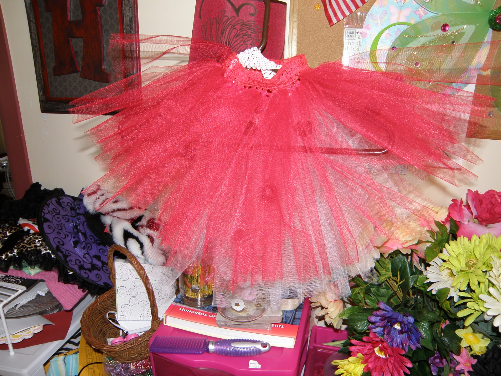 My frugal family easy tutu tutorial solutioingenieria