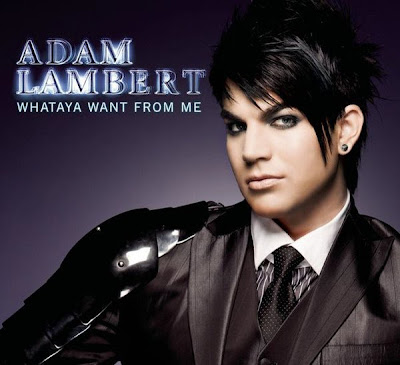 Adam Lambert Whataya Want From Me