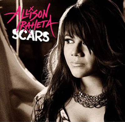 Allison Iraheta Scars