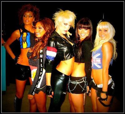 paradiso girls aria. Aria of Paradiso girls