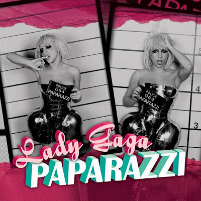 Lady Gaga - Paparazzi Official Cover art via Coverlandia