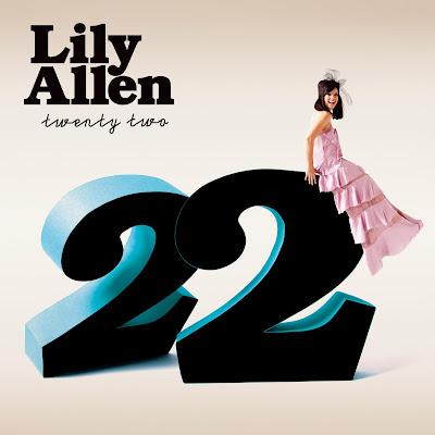 Lily Allen 22 Artwork