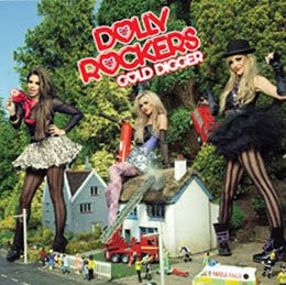 The Dolly Rockers - Gold Digger