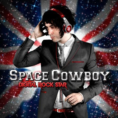 Space Cowboy - Digital Rock Star