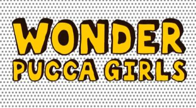 Wonder Girls is a Wonder Pucca Girls? Kjhgb