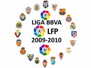 Equipos futbol liga