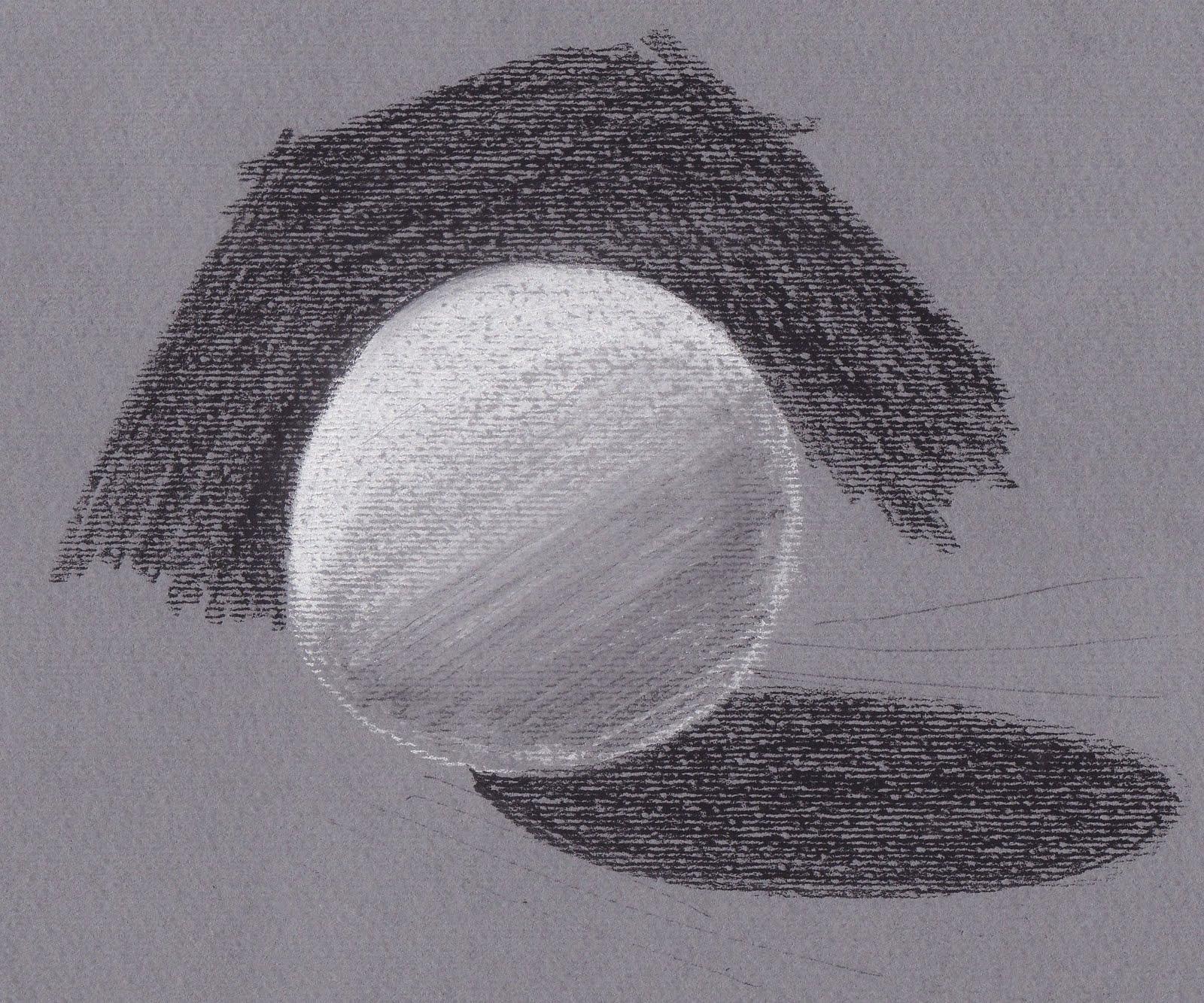 Dibujo por dia: Luz y Sombra