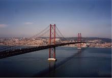 Most 25 kwietnia - LIZBONA