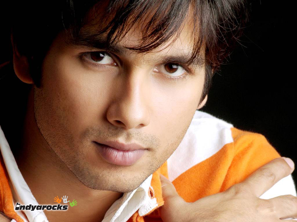 Indian chocolate actor Shahid Kapoor new recent wallpapers-pictures gallery
