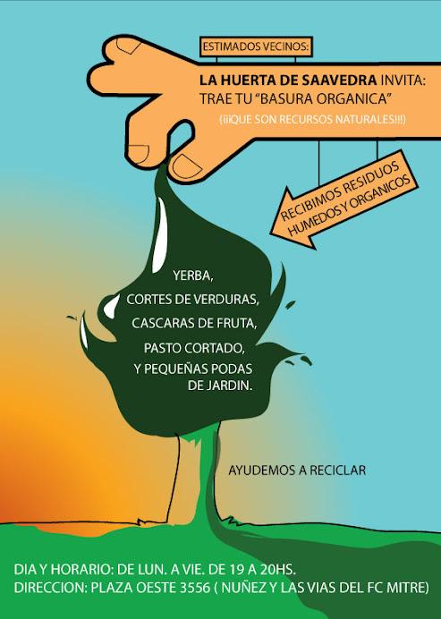 Trae tus Residuos Organicos y llevate algo!!!
