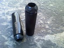 taps ends polimero negro