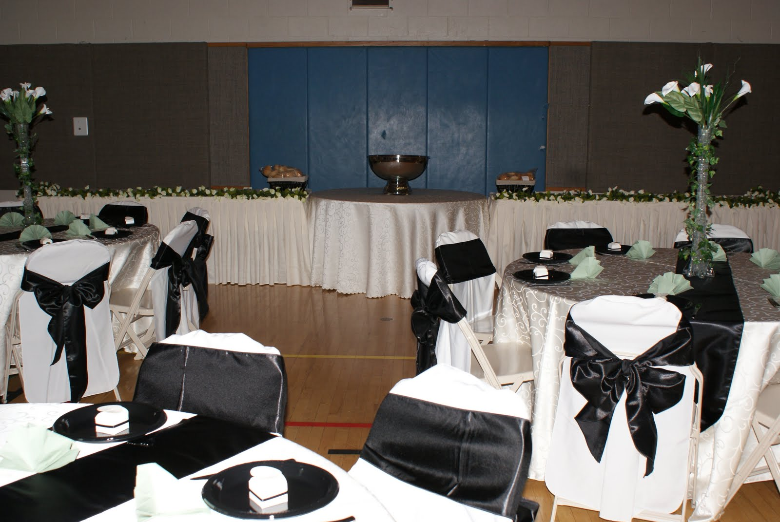 wedding rental decorations