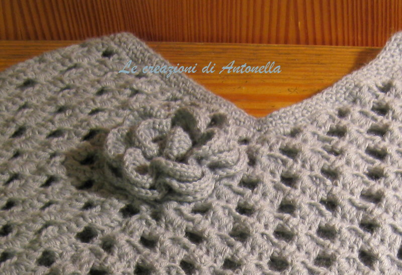 ... la mia seconda passione è lavorare ad uncinetto o crochet come è di
