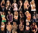 WWF &amp; WWE Divas