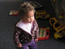 Alyssa at Gracie's Pre-school