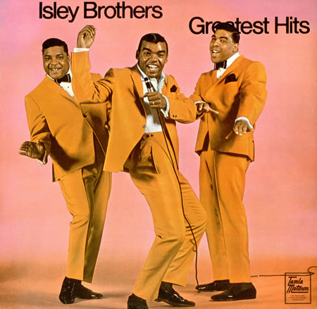 The Isley Brothers The I B Special Twist And Shout Spanish Twist