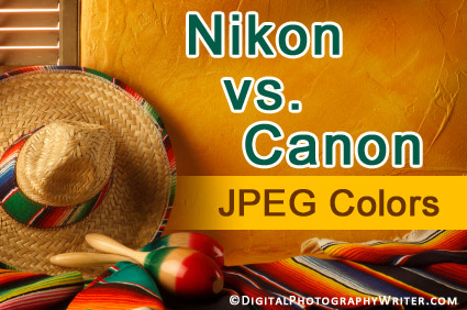 NIKON AND CANON DSLR COMPARISON