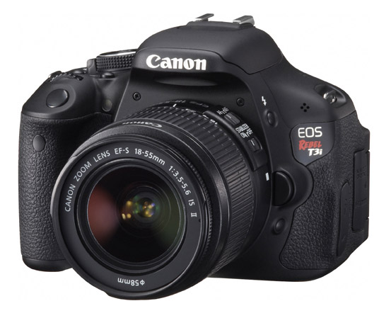 canon rebel eos t3i. Canon EOS Rebel T3i (Image