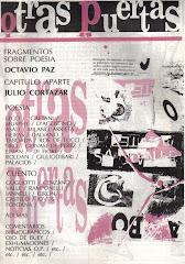 Otras Puertas nº 1. mayo 1993