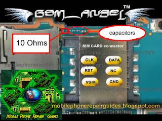 SE xperia x1 sim card jumper ways