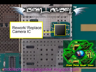 E63 camera feature not supported repair