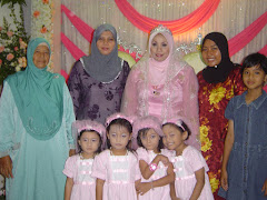 Majlis kahwin menjelang cuti sekolah..13 Mac 2010