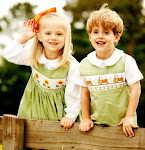 Orient Expressed   Hand Smocked Children's Clothing