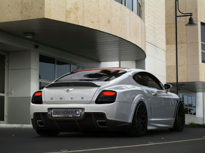 2010 ONYX Bentley Continental Platinum GTO 2
