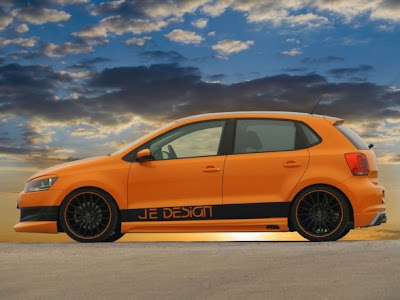 2010 JE Design Volkswagen Polo